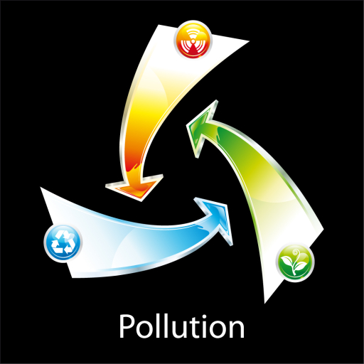 Pollution app icon