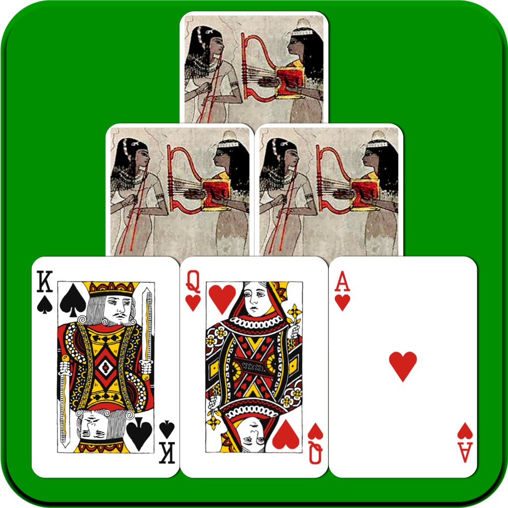 pyramid card game
